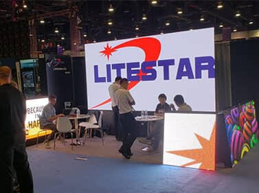 LITESTAR 2018 Infocomm Exhibition in Las Vegas